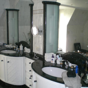 Haase & Ruther Badezimmer-Sanierung