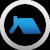 Dachdeckung Icon